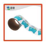 Прочного индивидуальные бумажную наклейку/Label в рулон