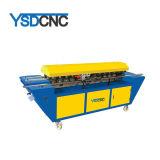 máquina de formación de la brida de conducto metálico de la HVAC