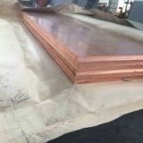 99,97% puro C10200 de barramentos de cobre vermelho /Barra plana