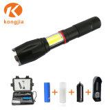 800lm аккумуляторы высокой мощности аварийной световой сигнализации светодиодный фонарик для автомобиля