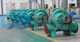 Pompa centrifuga assiale di doppia aspirazione di caso di spaccatura