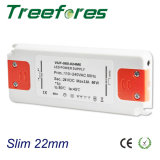 Источник питания Ce 60W 12V 24V Slim H22мм светодиод трансформатора