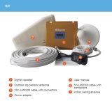 Tri-Band celular 2G 3G 4G Móvil repetidor de señal