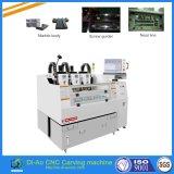 3 CNC van de Hoge Precisie van hoofden Scherpe Machine om op:poetse/bore/Malen/Af te kanten