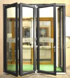 Aluminiumeckfalz-Tür mit 10 Jahren Garantie-