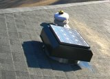 25W de regelbare ZonneVentilator van de Uitlaat van het Systeem van de Ventilatie van het Dak Zonne