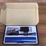 Pompa tenuta in mano della gomma del compressore d'aria del mini gonfiatore portatile dell'aria con lo Li-ione chiaro 12V dell'affissione a cristalli liquidi LED di Digitahi