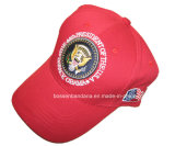 Logotipo personalizado OEM Sarjado Algodão Promocional bordadas Boné Hat Fabricante