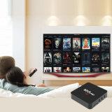 Spitzenkasten Mxq PROAndroid einstellen, Fernsehapparat-, denkasten 1GB/8GB Kodi intelligenten Fernsehapparat-Kasten 17.0 mit drahtloser Tastatur Pre-Installed