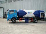 Mini-4X2 5.5CBM GLP caminhão tanque de combustível para o Camboja