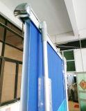 يلفّ معرض يعلن تجهيز [سكرولّينغ] شاشة عرض فوق راية حامل قفص ([سر-03])