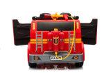 911 rit op de Elektrische Auto van het Speelgoed met Afstandsbediening met de Facultatieve Auto van de Macht van de Batterij van het Kanon van het Water 24V