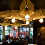 Panneau composite aluminium Custom bâtiment extérieur décorations des panneaux de murs