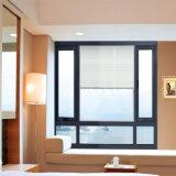 Estructuras de acero galvanizado de alta calidad resistente a la explosión de perfiles de diseño de la ventana