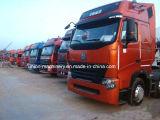 최신 판매 Sinotruck HOWO 트럭 헤드 4X2 371HP 싼 가격