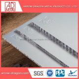 Revestimento a pó de alta resistência para painéis de alumínio alveolado anticorrosão para transporte de Metro/Metro