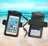 Belüftung-wasserdichter Telefon-Beutel-trockener Beutel-Armbinde-Kasten für iPhone X 8 8 plus 7 7 plus 6 6s 6 Plus