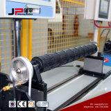 Macchina d'equilibratura dinamica del ventilatore di flusso trasversale del ventilatore di flusso