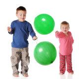 """18 de """" Gele Partij van de Ballons van de Bal van de Ballons van het Ponsen van de Kleur, Huwelijk, de Ballons van de Pret"""