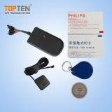 Suporte a sistema de rastreamento por GPS inteligentes RFID, MIFARE com Alarme de perda de combustível e em vários idiomas (GT08-JU)