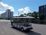 Scénic Local Utilizando o Autocarro Turístico 11 passageiros de longo alcance