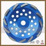 """7"""" 180mm de molienda de cemento y piedra de la rueda de la Copa Diamante"""