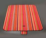 野外活動のピクニックキャンプのマットのためのFoldable毛布