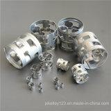 Acciaio al carbonio, acciaio inossidabile 304, 304L, 410, 316, anello della cappa 316L