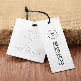 Personalizar las etiquetas de engrosamiento de la Gravure Environment-Friendly especial Kapok Tarjeta de papel Tags