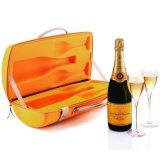 Custom EVA Bouteille de Champagne Case du transporteur pour Veuve Clicquot