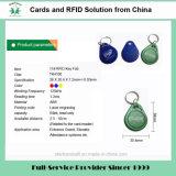 125kHz em4100 TK4100 RFID en plastique pour garde d'entrée de la télécommande (Tag-11)