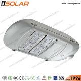 Isolar brazo doble 110W LED de Energía Solar de la luz de carretera
