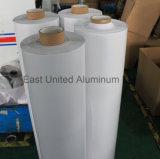 De witte Band van de Aluminiumfolie met Hoge Adhesie Bood