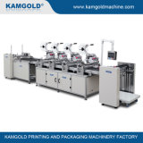 Hangtag Kamgold Cabeçalhos múltipla automática máquina de etiquetas RFID