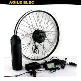 敏捷な350W Eのバイクの変換キットのWaith 10.4ahのリチウム電池