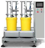 Автоматическая ПЛАСТМАССОВЫХ ПЭТ-бутылки воды розлива жидких цилиндра масло заполнение упаковочные машины
