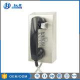Вандалозащищенная тюрьме телефон VoIP, антивандальная тюрьме телефон с функцией регулятора громкости
