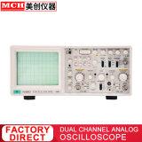 Six à trois canaux Tracking Oscilloscope analogique 40MHz 60MHz avec fonction de balayage retardé V-5040D V-5060D