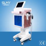 5 en 1 Venta caliente aparato de la belleza de alta calidad para el cuidado de la piel con piel hidrata rociar el agua de chorro de oxígeno