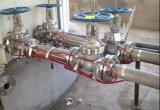 Câble chauffant pour charge lourde pour tuyau d'huile de chauffage