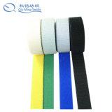 """De color negro de gancho y bucle de cinta adhesiva 3/8"""" hasta 6"""" de 25 m."""