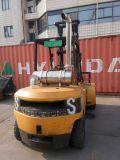 Las carretillas elevadoras, Carretillas Elevadoras excavadoras Hyundai Filtro de partículas Diesel
