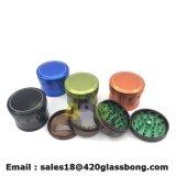 420 أنابيب زجاجيّة 4 أجزاء تبغ جلّاخ [سموك بيب] معدن جلّاخ لأنّ [ويد] أعشاب