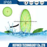 Indicatore luminoso subacqueo della piscina della lampadina riempito resina di IP68 PAR56 LED