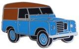 무료 샘플 주문 차 모양 금속 형식 사기질 접어젖힌 옷깃 Pin