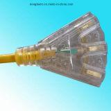 UL/certificación ETL exterior el cable de extensión de servicio pesado