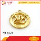 Promozione personalizzata intorno alla medaglia d'attaccatura del ricordo del regalo di marchio del sacchetto del metallo