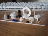 耐火物は陶磁器のリングAl2O3のアルミナの陶磁器の洗面所の予備品を電気めっきする