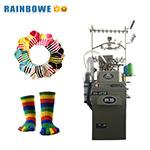Preis für hohe Leistungsfähigkeit Doppelt-Verwenden Socken-Maschinerie
