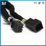 T форма электрического провода в жгуте проводов разъема для автомобильной промышленности
